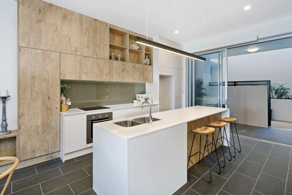 Second view of Homely apartment listing, 107/11 Fox Street, Wynnum QLD 4178