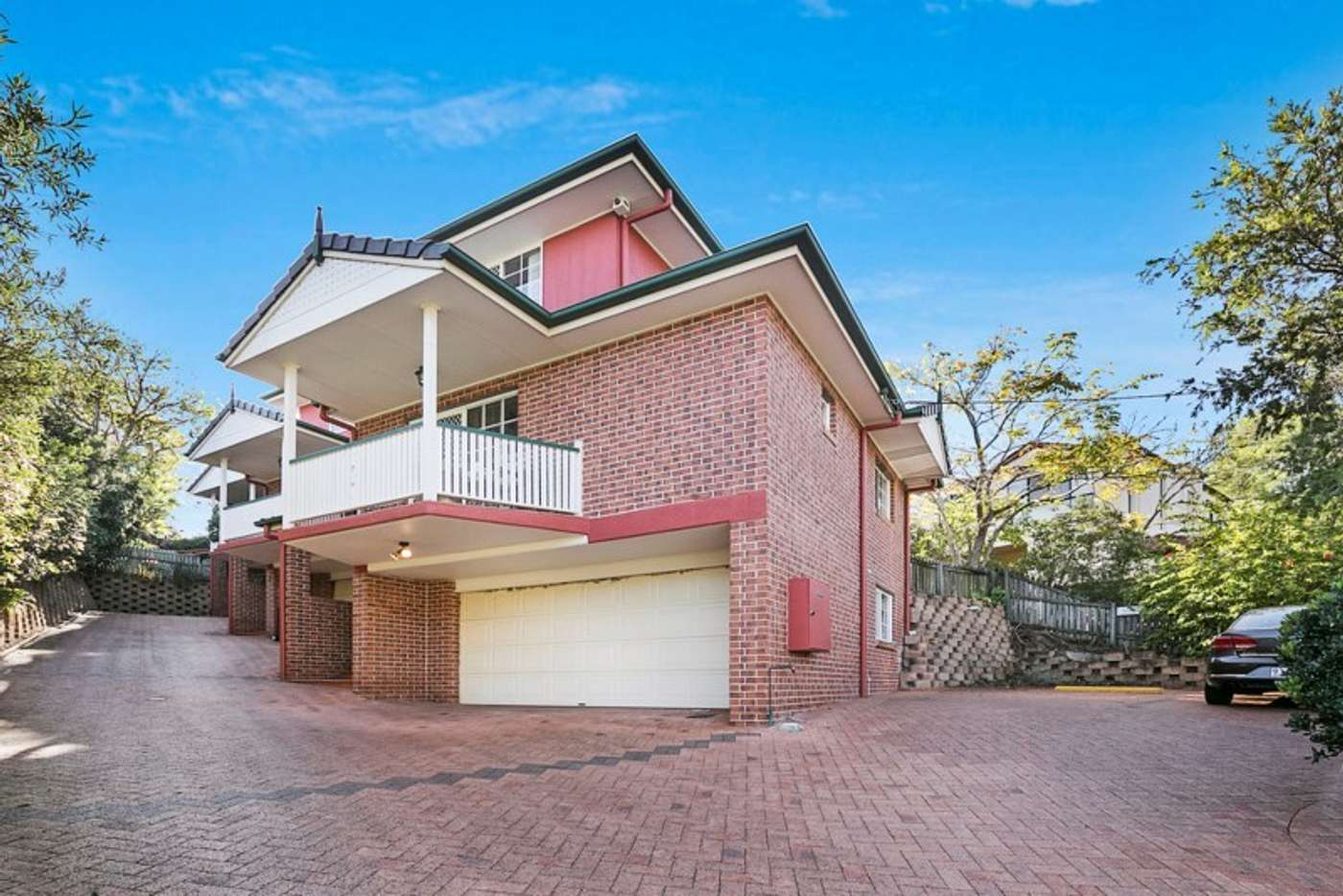 Main view of Homely townhouse listing, 1/64 Armadale Street, St Lucia QLD 4067