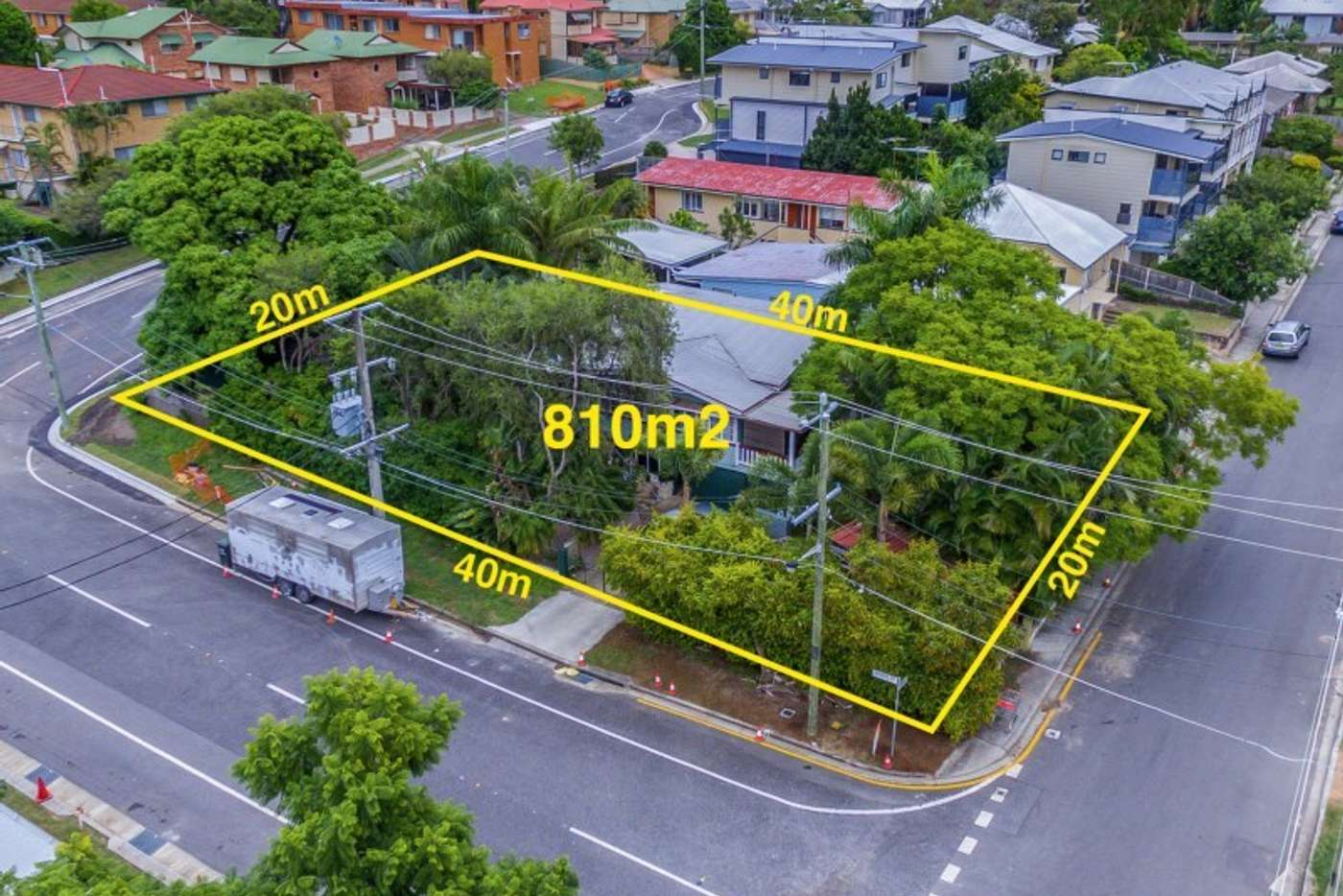Main view of Homely house listing, 26 Farm Street, Newmarket QLD 4051