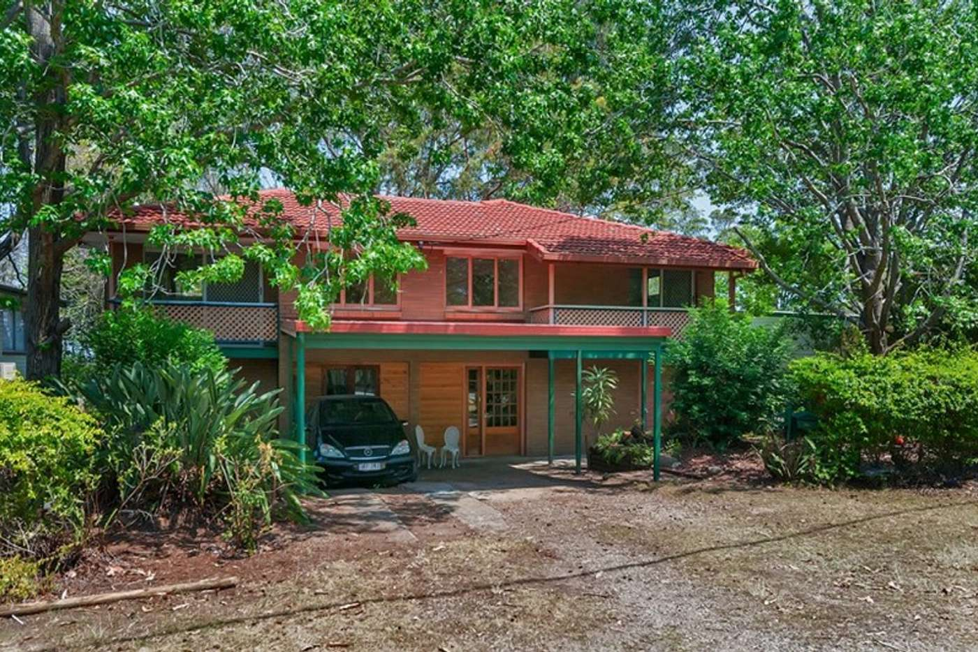 Main view of Homely house listing, 166 Fort Road, Oxley QLD 4075