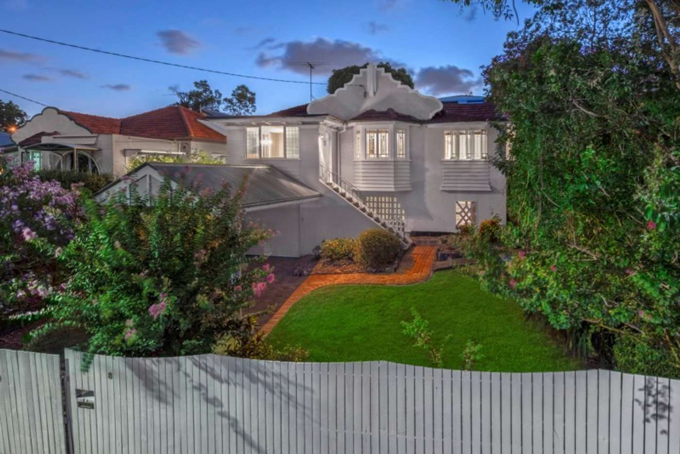 Main view of Homely house listing, 8 Lanham Crescent, Newmarket QLD 4051