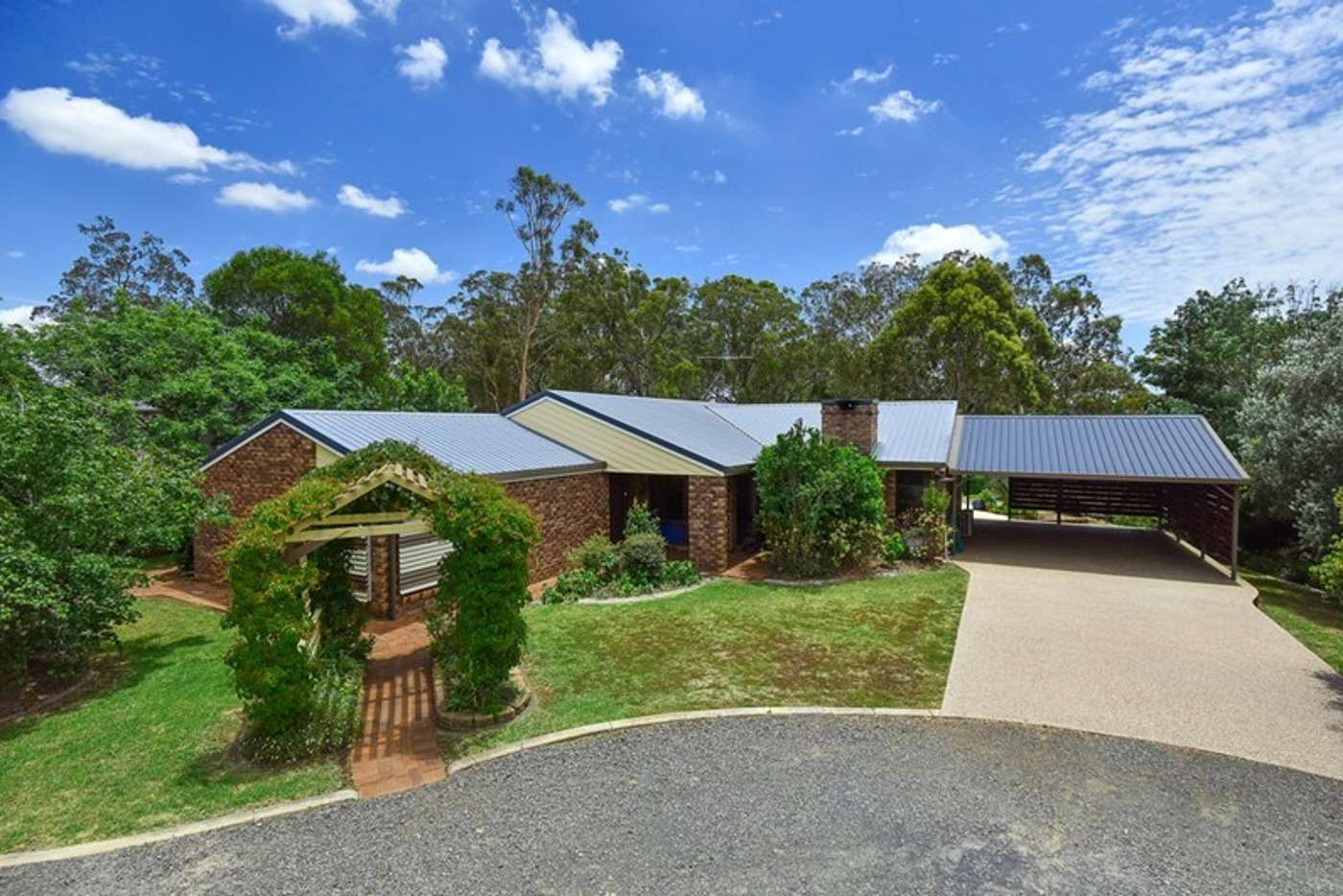 Main view of Homely house listing, 19 Merlin Court, Preston QLD 4352