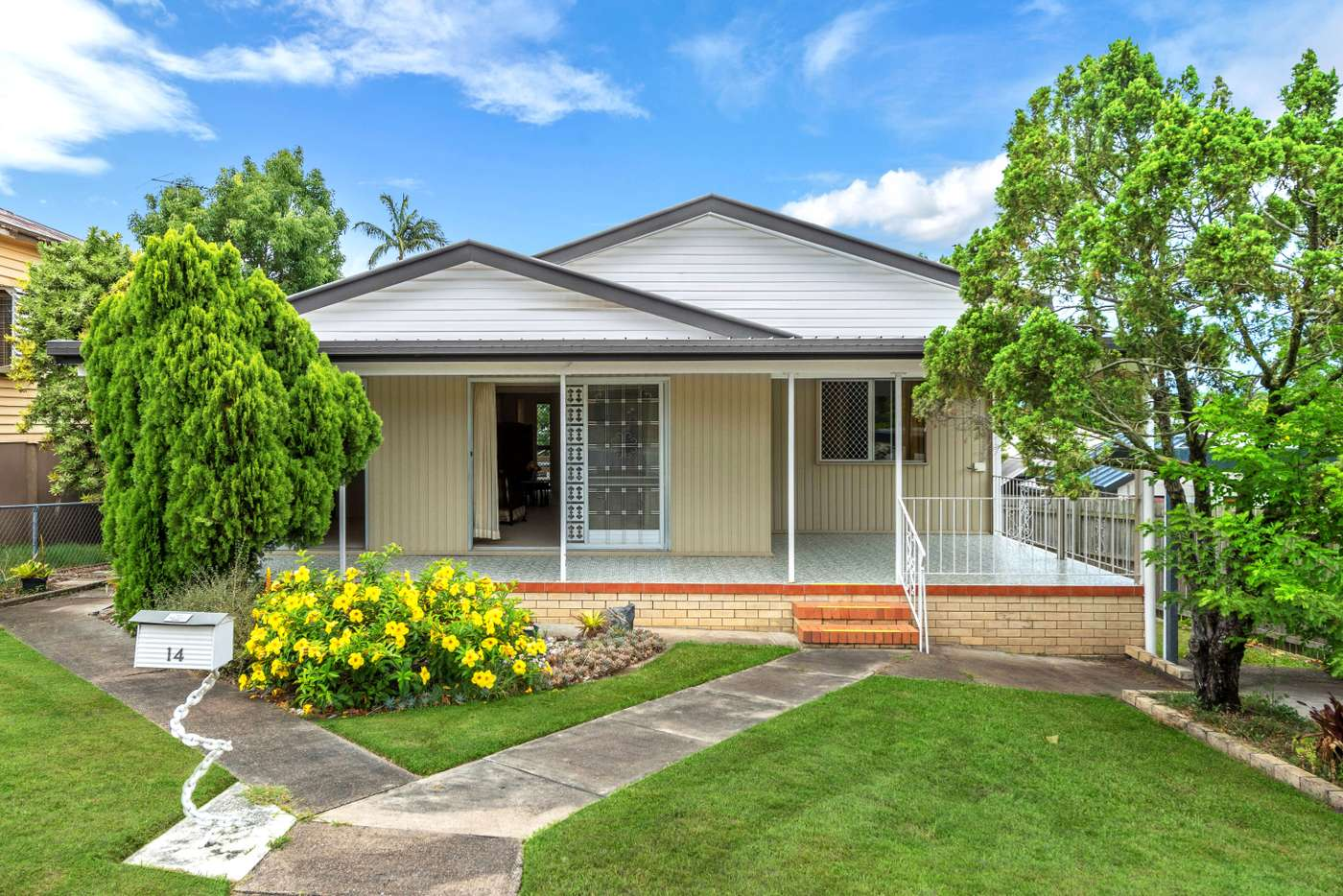 Main view of Homely house listing, 14 Clegg Parade, Newmarket QLD 4051