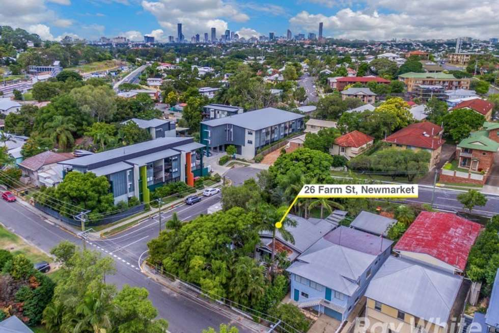 Second view of Homely house listing, 26 Farm Street, Newmarket QLD 4051