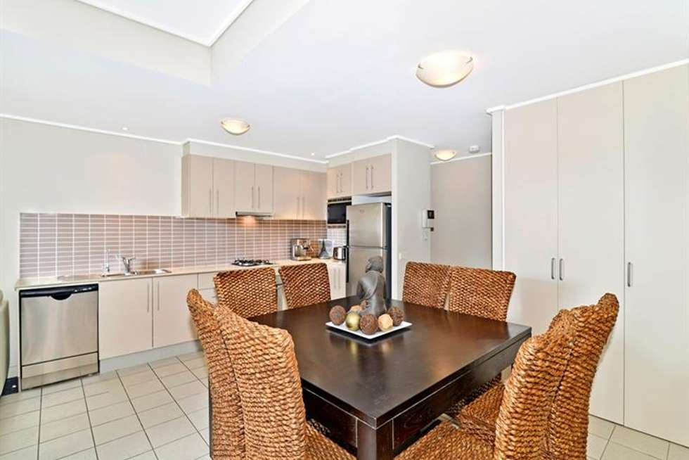 Second view of Homely apartment listing, 314/1 The Piazza, Wentworth Point NSW 2127