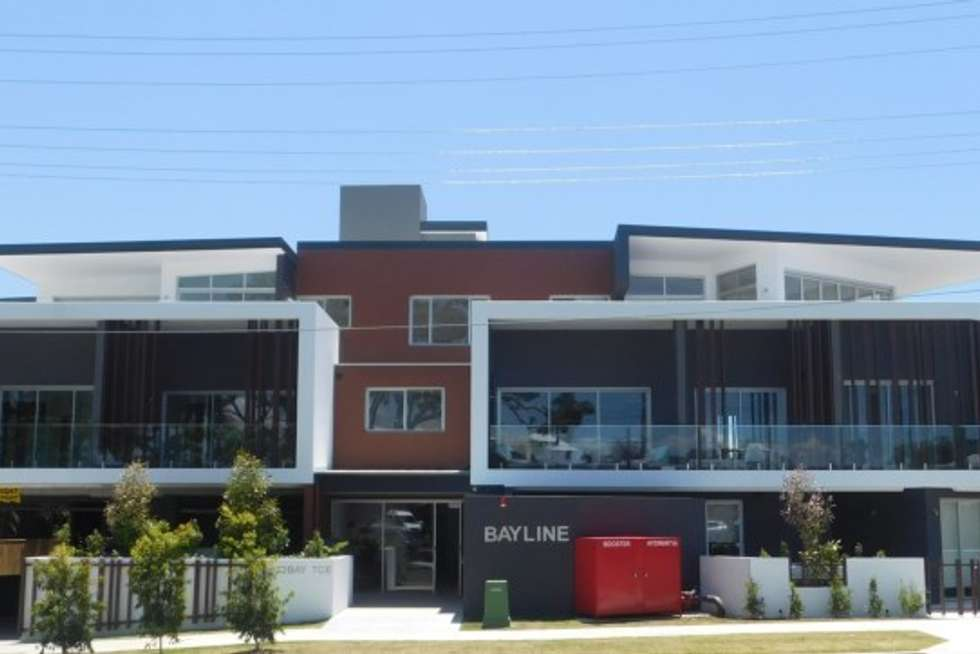 Fifth view of Homely apartment listing, 8/22 Bay Terrace, Wynnum QLD 4178