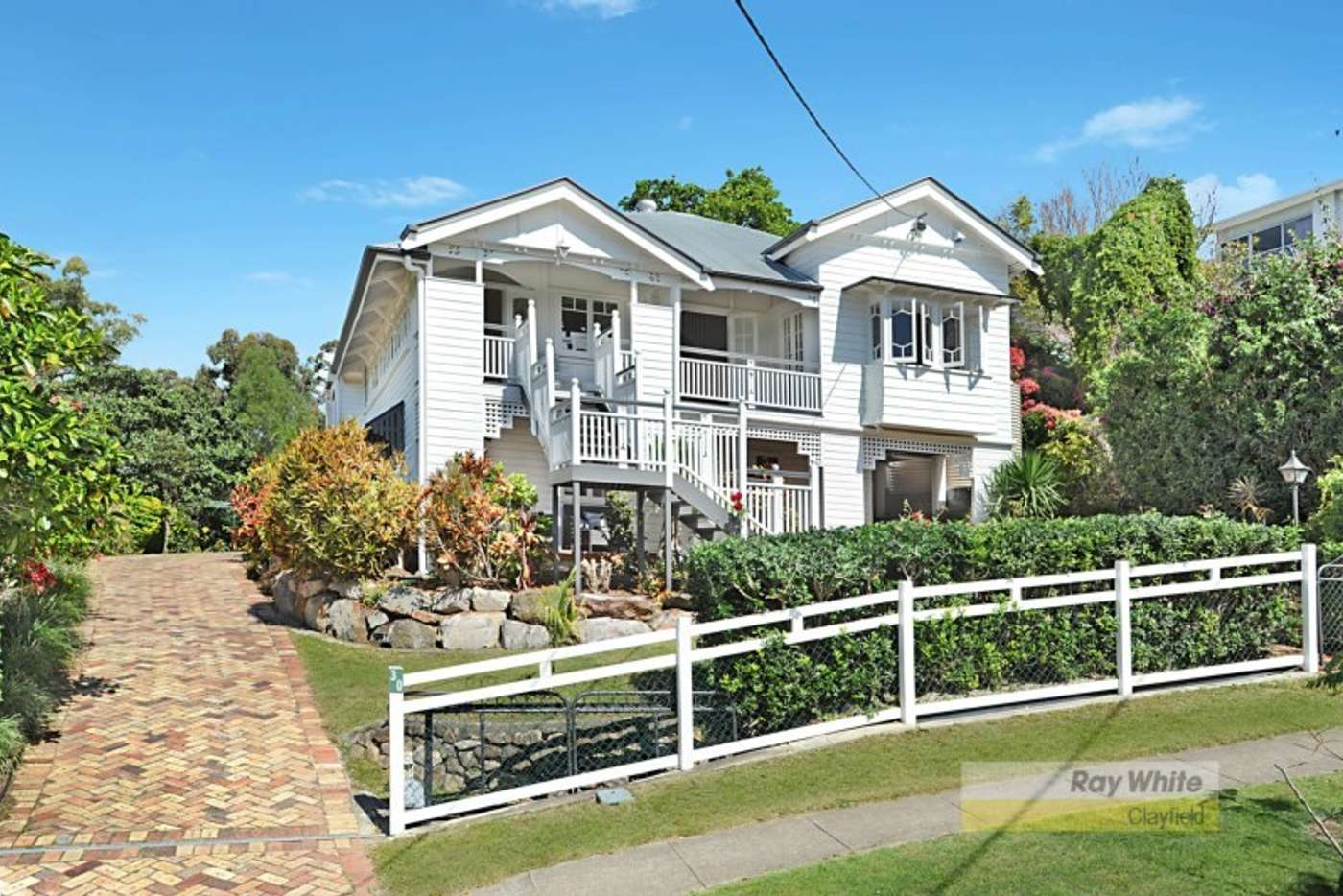 Main view of Homely house listing, 30 Edgar Street, Newmarket QLD 4051