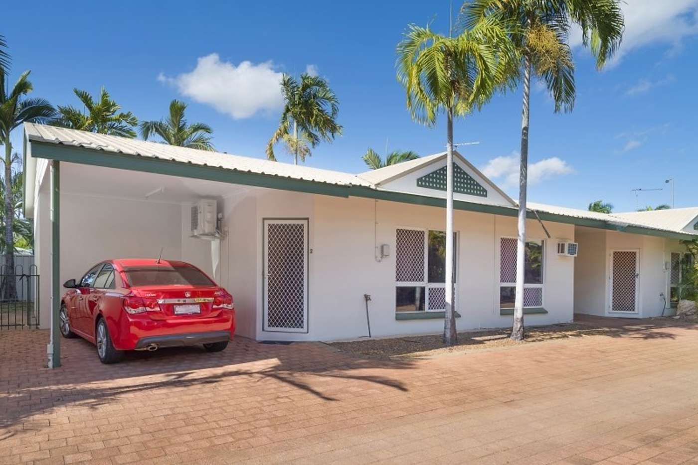 Main view of Homely unit listing, 2/5 Shearwater Drive, Bakewell NT 832