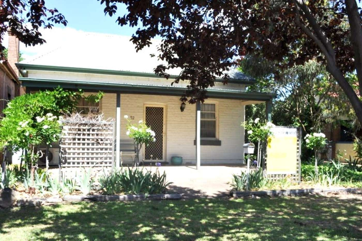 Main view of Homely house listing, 52 Thompson Street, Cootamundra NSW 2590