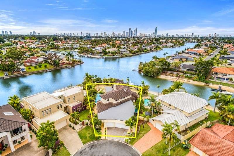 Main view of Homely house listing, 9 Braemer Court, Benowa Waters, QLD 4217
