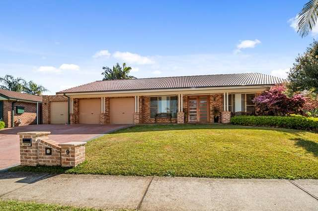 9 Keppel Circuit, Hinchinbrook NSW 2168