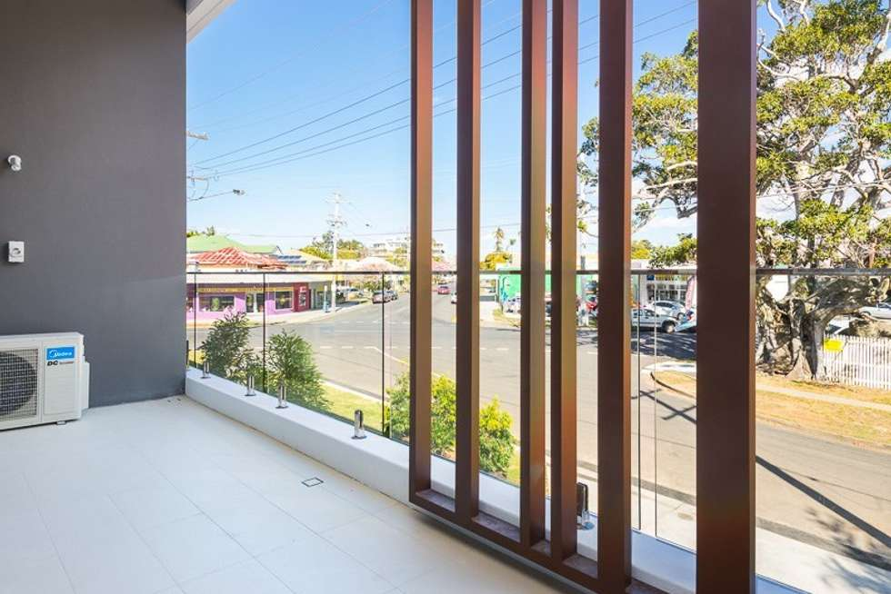 Second view of Homely apartment listing, 8/22 Bay Terrace, Wynnum QLD 4178