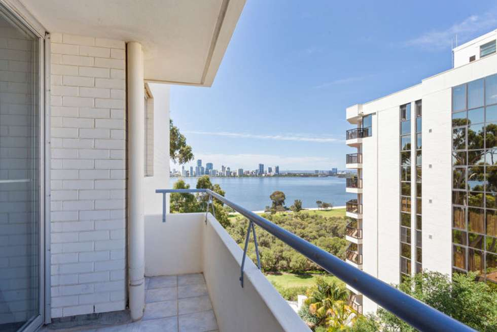 Third view of Homely apartment listing, 63/154 Mill Point Road, South Perth WA 6151