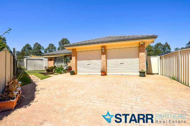 4 Mercutio Place, Rosemeadow NSW 2560