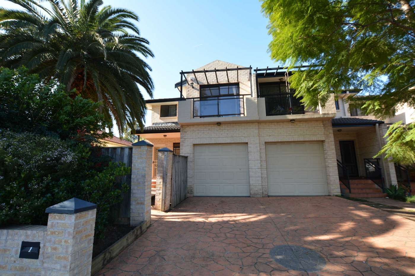Main view of Homely house listing, 01/35 CLARENCE STREET, Merrylands, NSW 2160