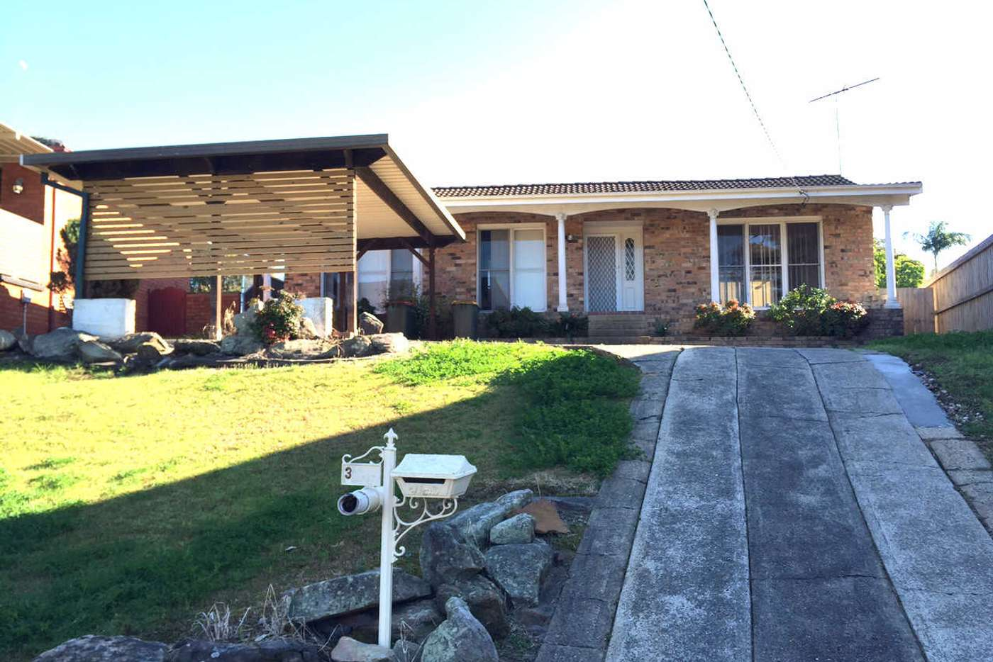 Main view of Homely house listing, 3 Burra Place, Greystanes NSW 2145