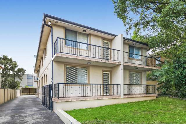 4/316 MERRYLANDS ROAD, Merrylands NSW 2160