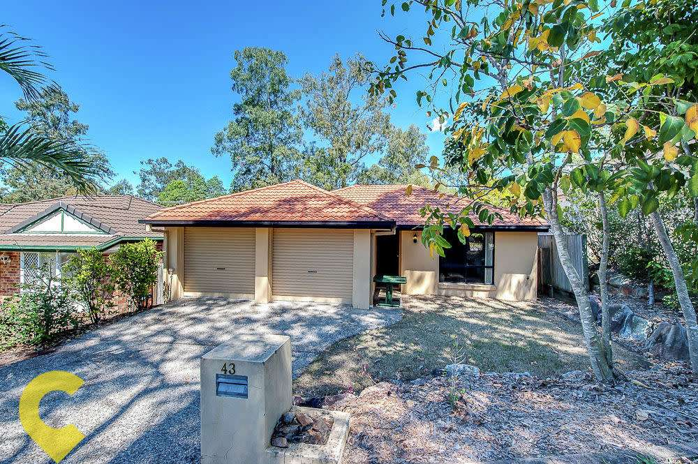 Main view of Homely house listing, 43 Yale Circuit, Forest Lake, QLD 4078