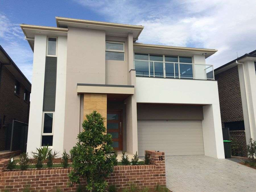Main view of Homely house listing, 15 Corsica Way, Kellyville, NSW 2155