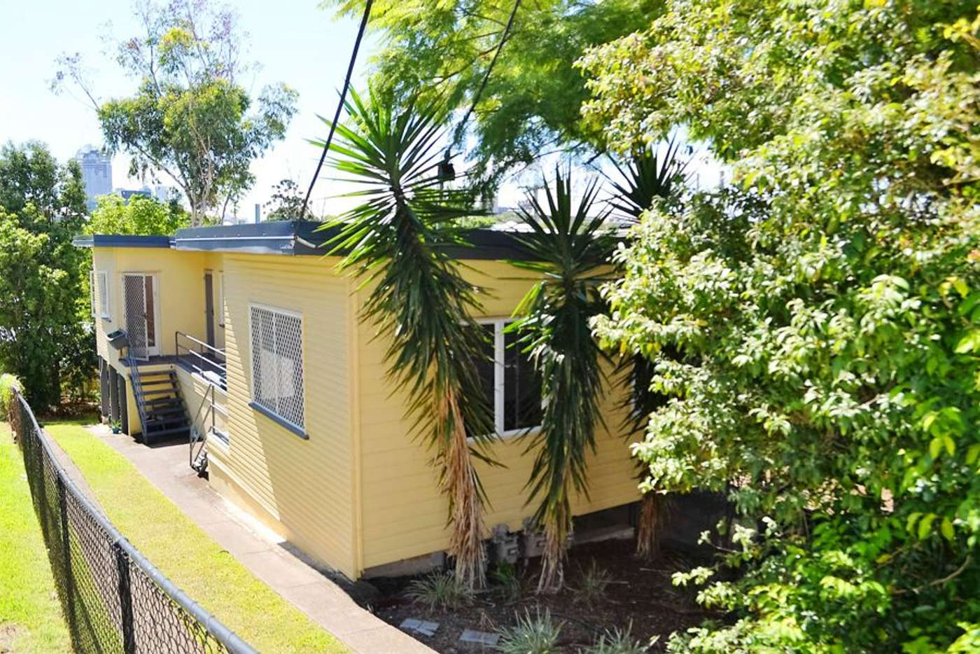 Main view of Homely unit listing, 1/28 Gertrude Street, Highgate Hill QLD 4101