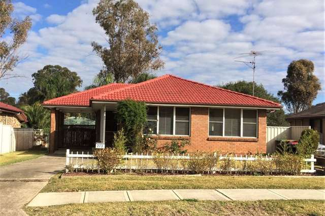 273 Bennett Road, St Clair NSW 2759