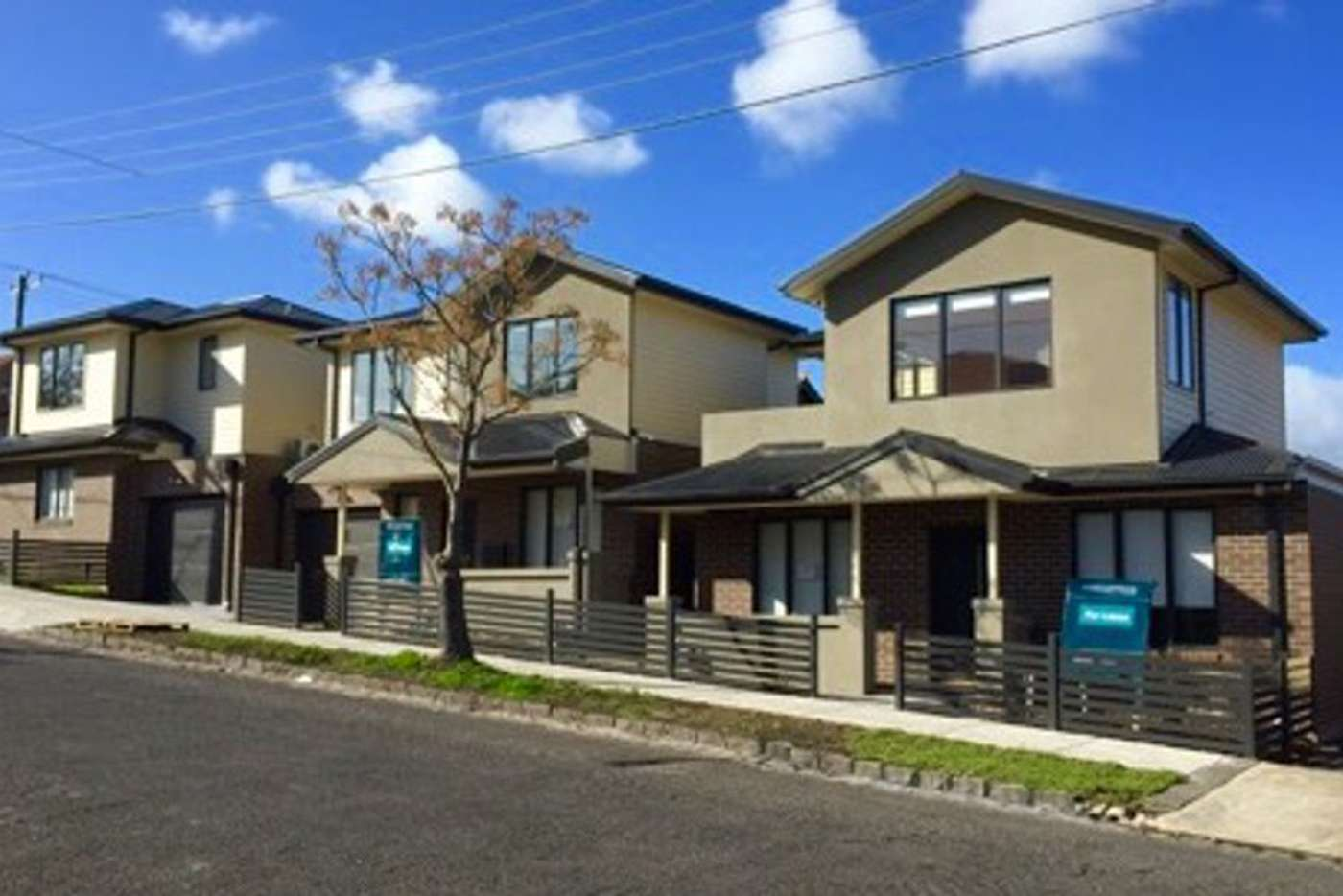 Main view of Homely townhouse listing, 1a Perrett Street, Brunswick West VIC 3055