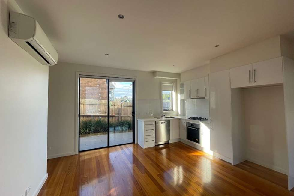 Third view of Homely townhouse listing, 1a Perrett Street, Brunswick West VIC 3055