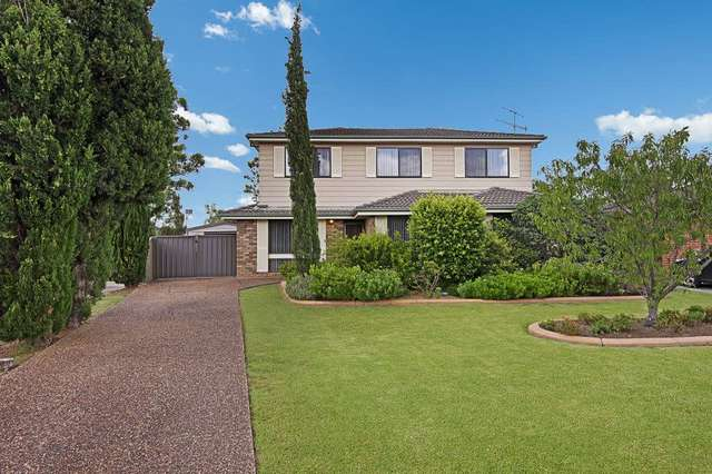 50 Todd Row, St Clair NSW 2759