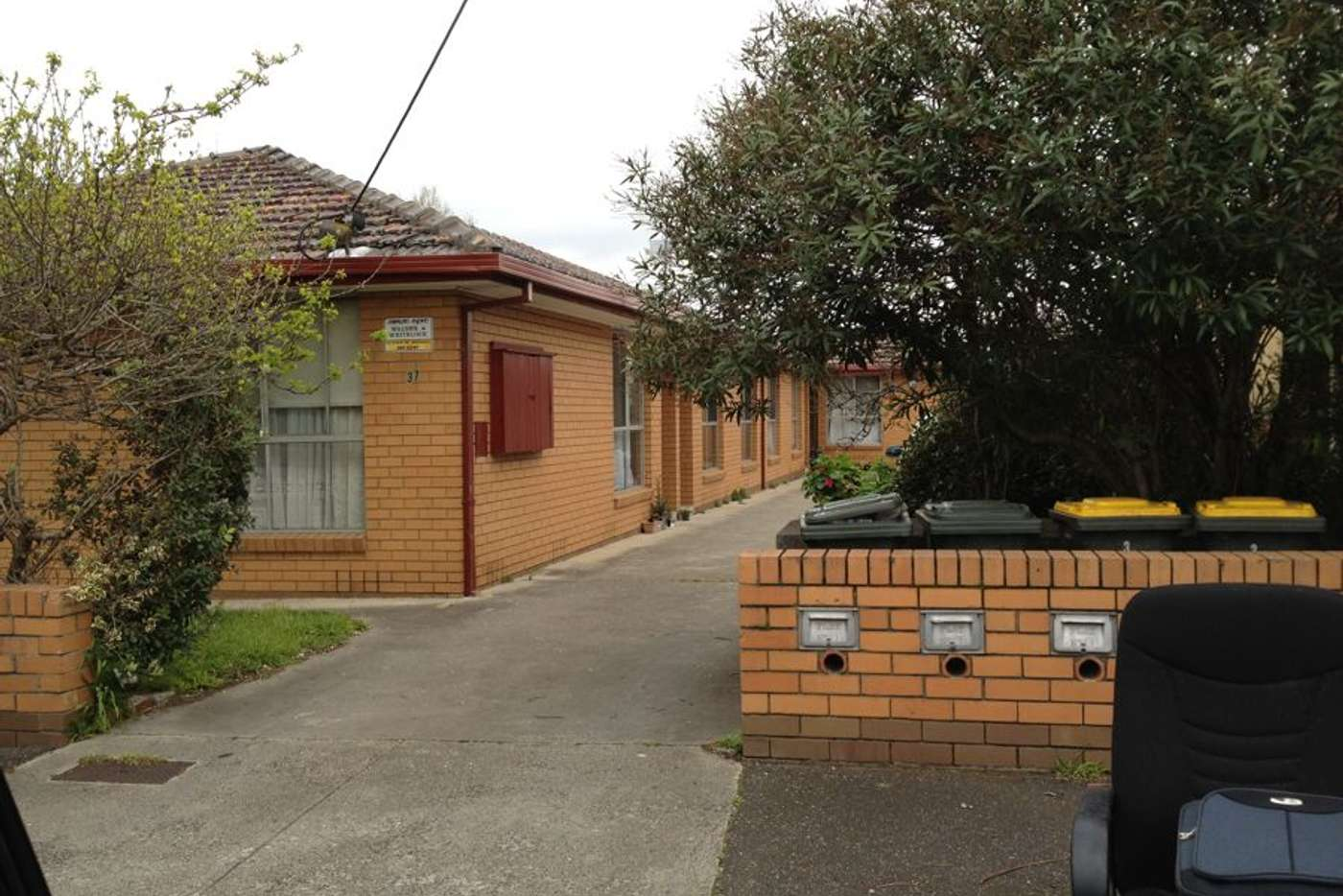 Main view of Homely unit listing, 3/37 Daly Street, Brunswick West VIC 3055