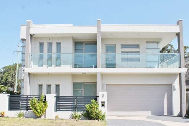 2 Tom Scanlon Close, Kellyville NSW 2155
