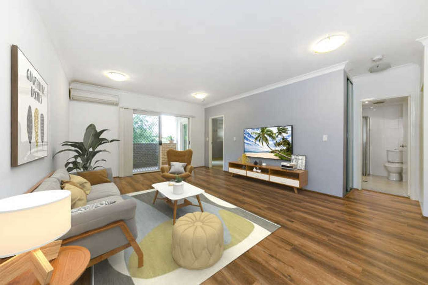 Main view of Homely unit listing, 8/12-14 BENEDICT COURT, Holroyd NSW 2142
