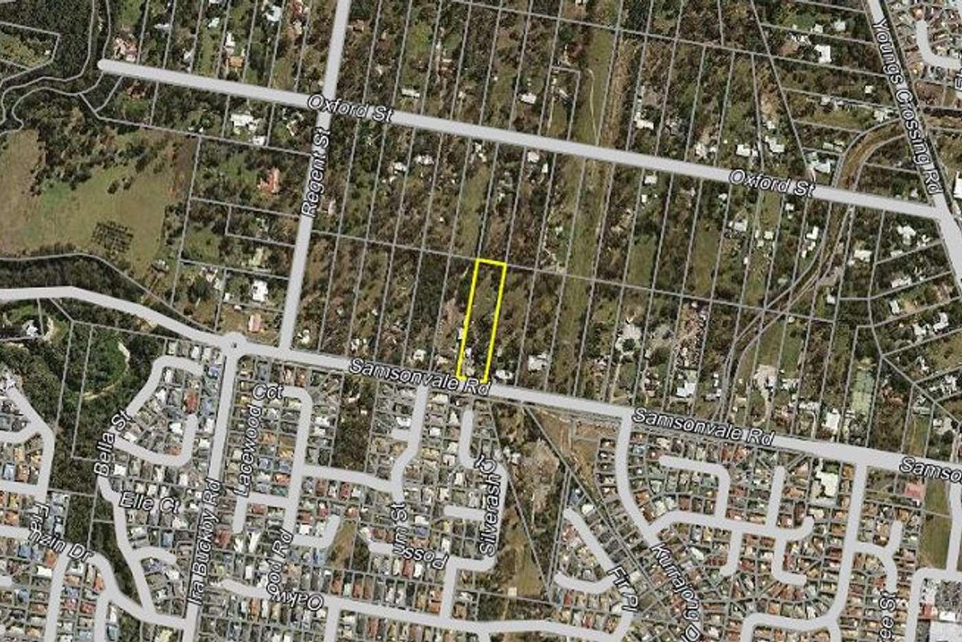 Main view of Homely acreageSemiRural listing, 370 Samsonvale Road, Joyner QLD 4500