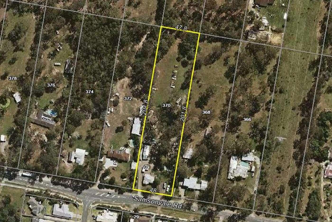 Second view of Homely acreageSemiRural listing, 370 Samsonvale Road, Joyner QLD 4500