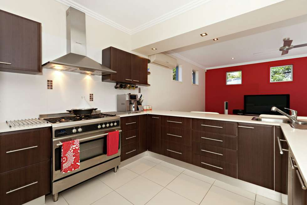 Third view of Homely house listing, 21 Enoggera Road (Entrance off Parker Lane), Newmarket QLD 4051