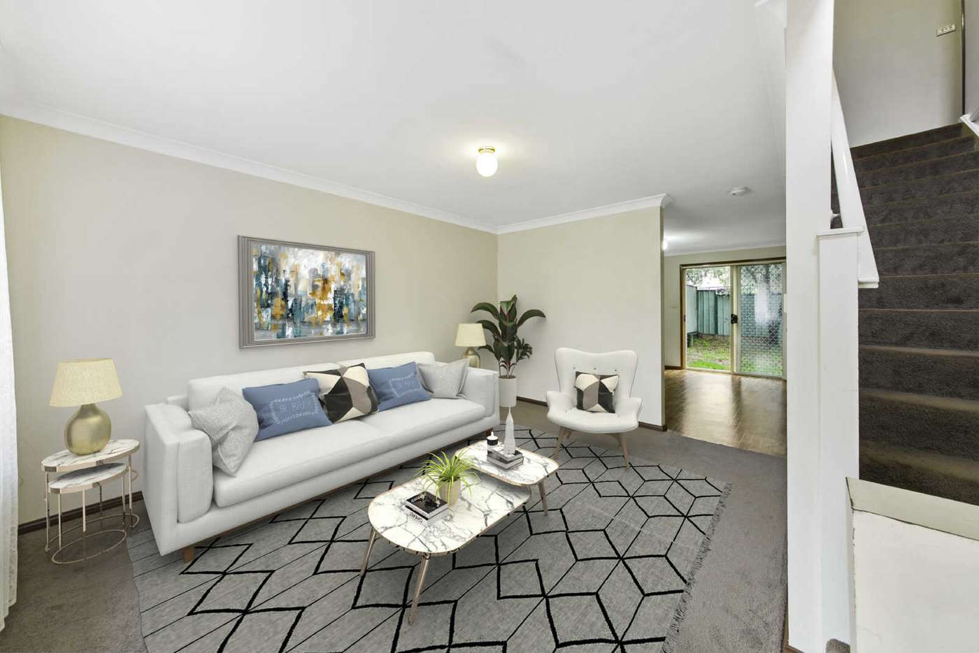 Main view of Homely townhouse listing, 3/104 -106 Metella Road, Toongabbie NSW 2146