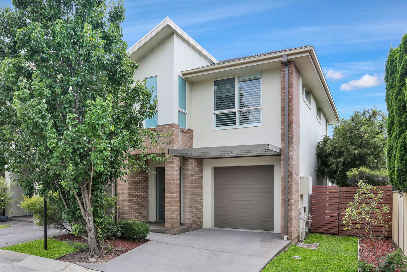 Main view of Homely house listing, 8 67 Burnside Street, Kellyville Ridge NSW 2155