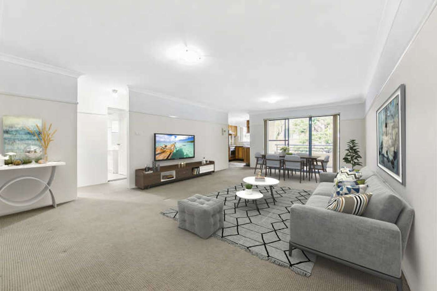 Main view of Homely unit listing, 17/03 Burford Street, Merrylands NSW 2160