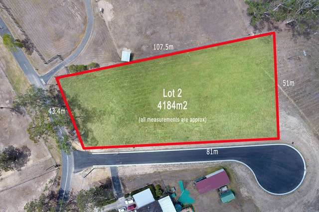 Lot 2, 315 Maguires Road, Maraylya NSW 2765