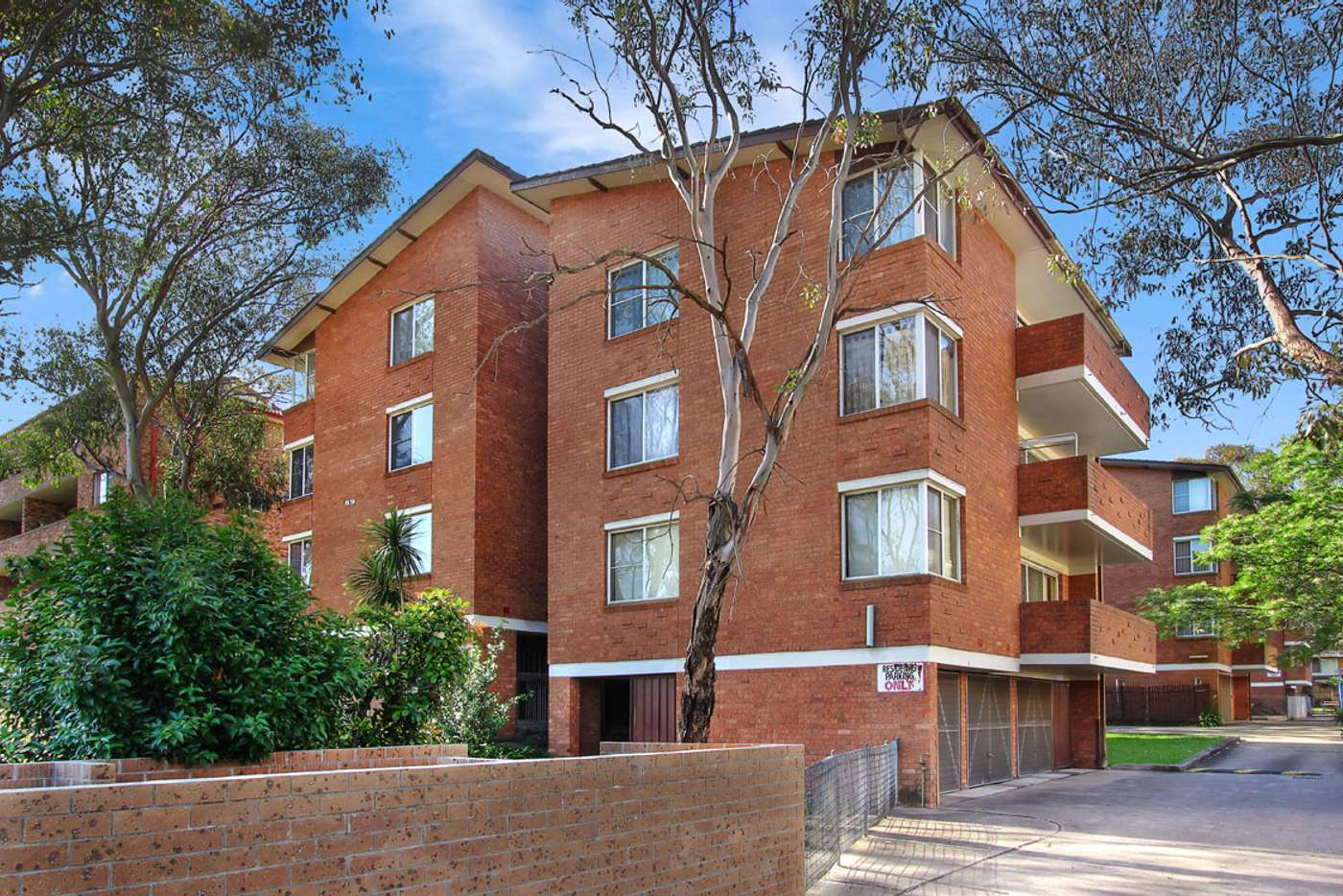 Main view of Homely unit listing, 22/58-59 Park Avenue, Kingswood NSW 2747