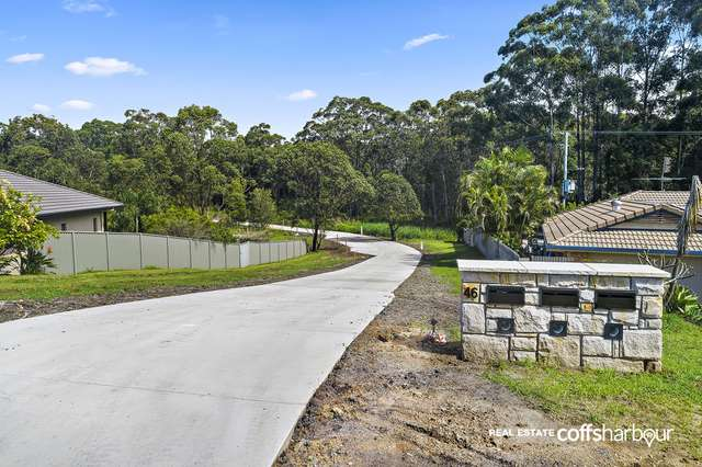 Lots 1,2 & 3/46 Royal Palm Drive, Sawtell NSW 2452