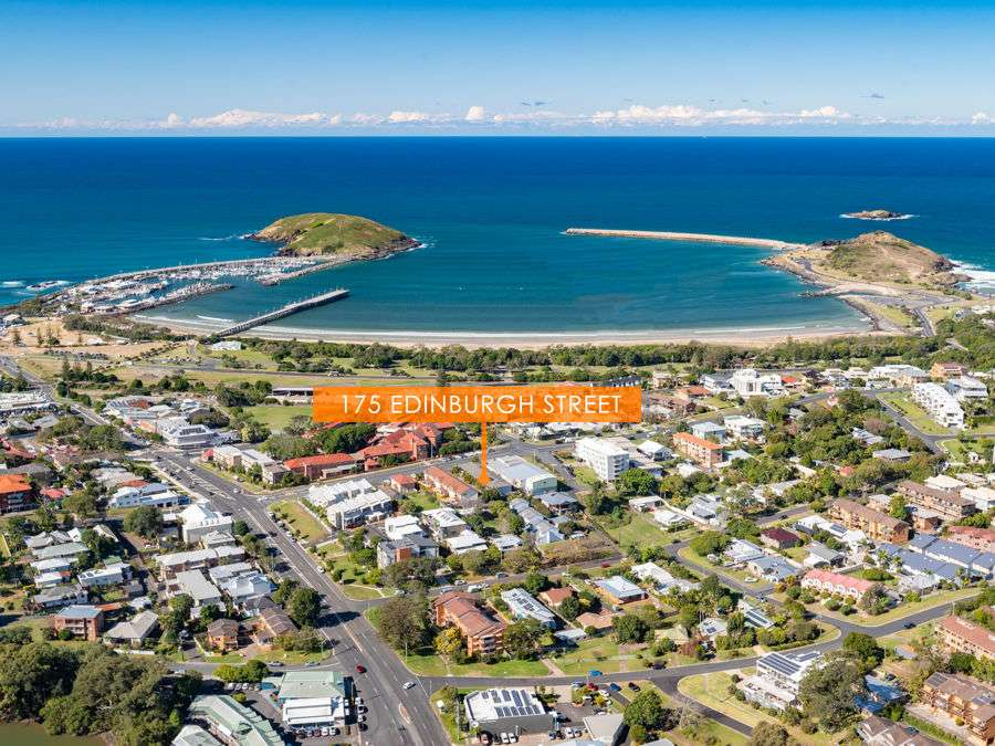 Main view of Homely house listing, 3/175 Edinburgh Street, Coffs Harbour Jetty, NSW 2450