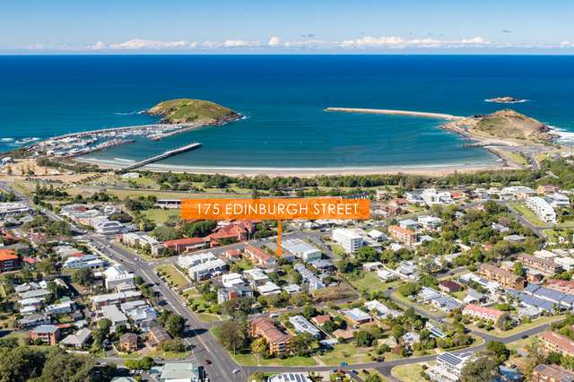 3/175 Edinburgh Street, Coffs Harbour Jetty NSW 2450