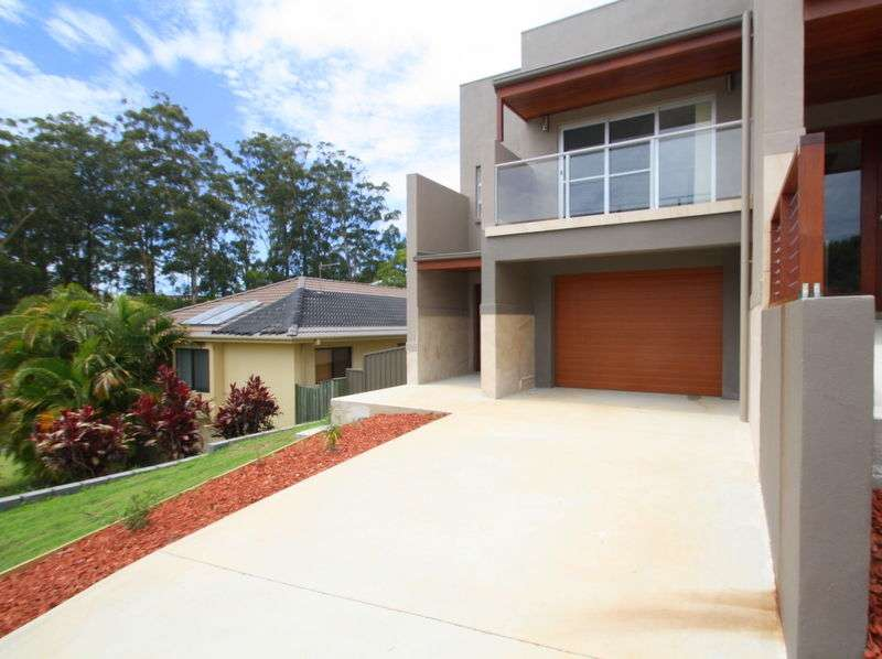 Main view of Homely townhouse listing, 1/4 Seaside Close, Korora, NSW 2450