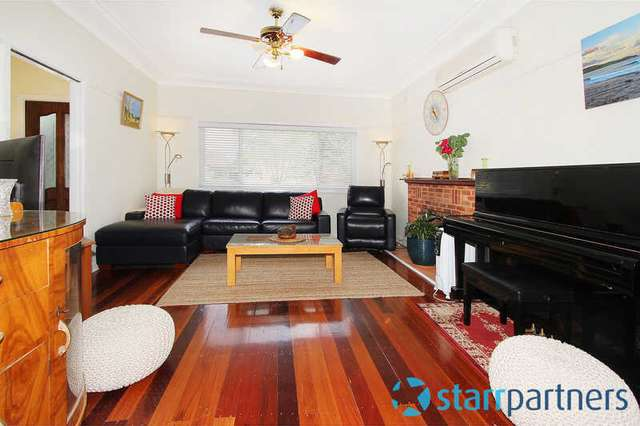 1 LUCAS STREET, Guildford NSW 2161