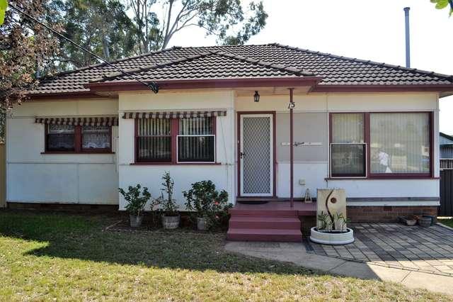 15 Cutler Avenue, St Marys NSW 2760