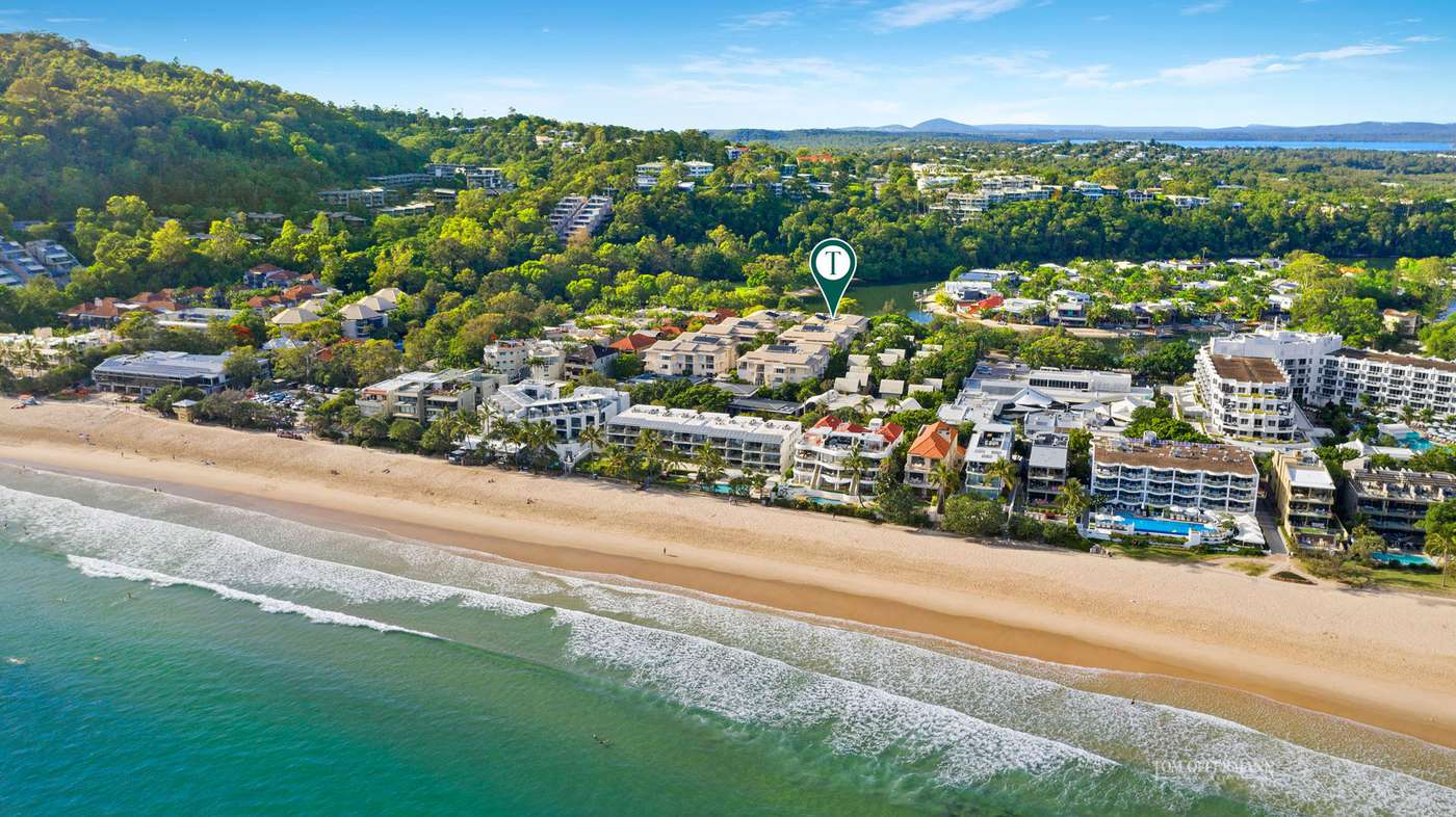 Main view of Homely unit listing, 413/32 Hastings Street, Noosa Heads, QLD 4567