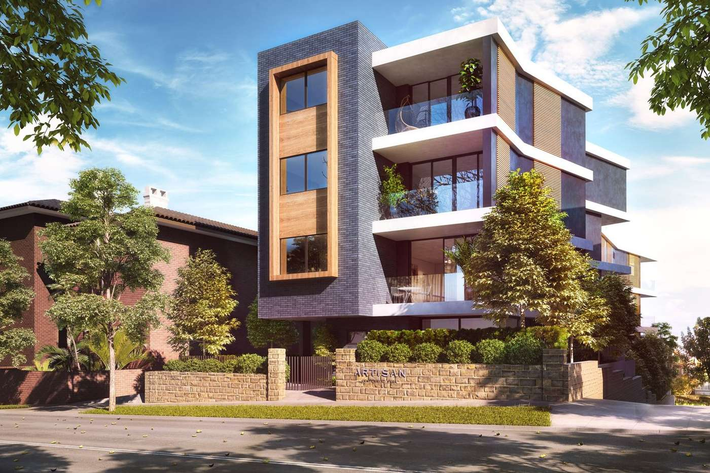 Main view of Homely apartment listing, 4/64-66 Cook Rd, Centennial Park NSW 2021