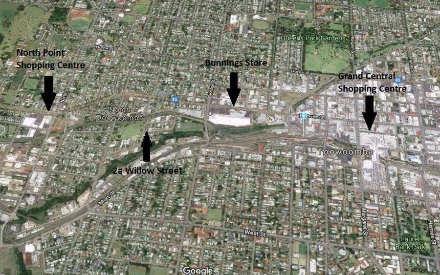 2a Willow Street, North Toowoomba, QLD 4350 Residential Land - Homely
