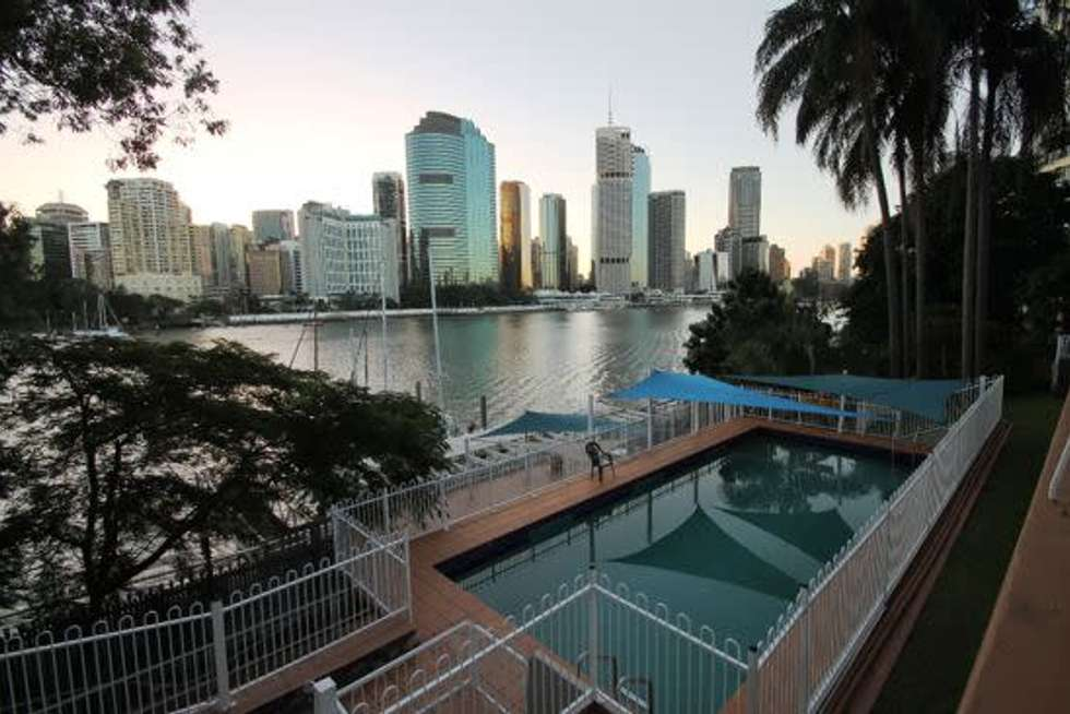 Fourth view of Homely studio listing, 805.355 MAIN STREET, Kangaroo Point QLD 4169