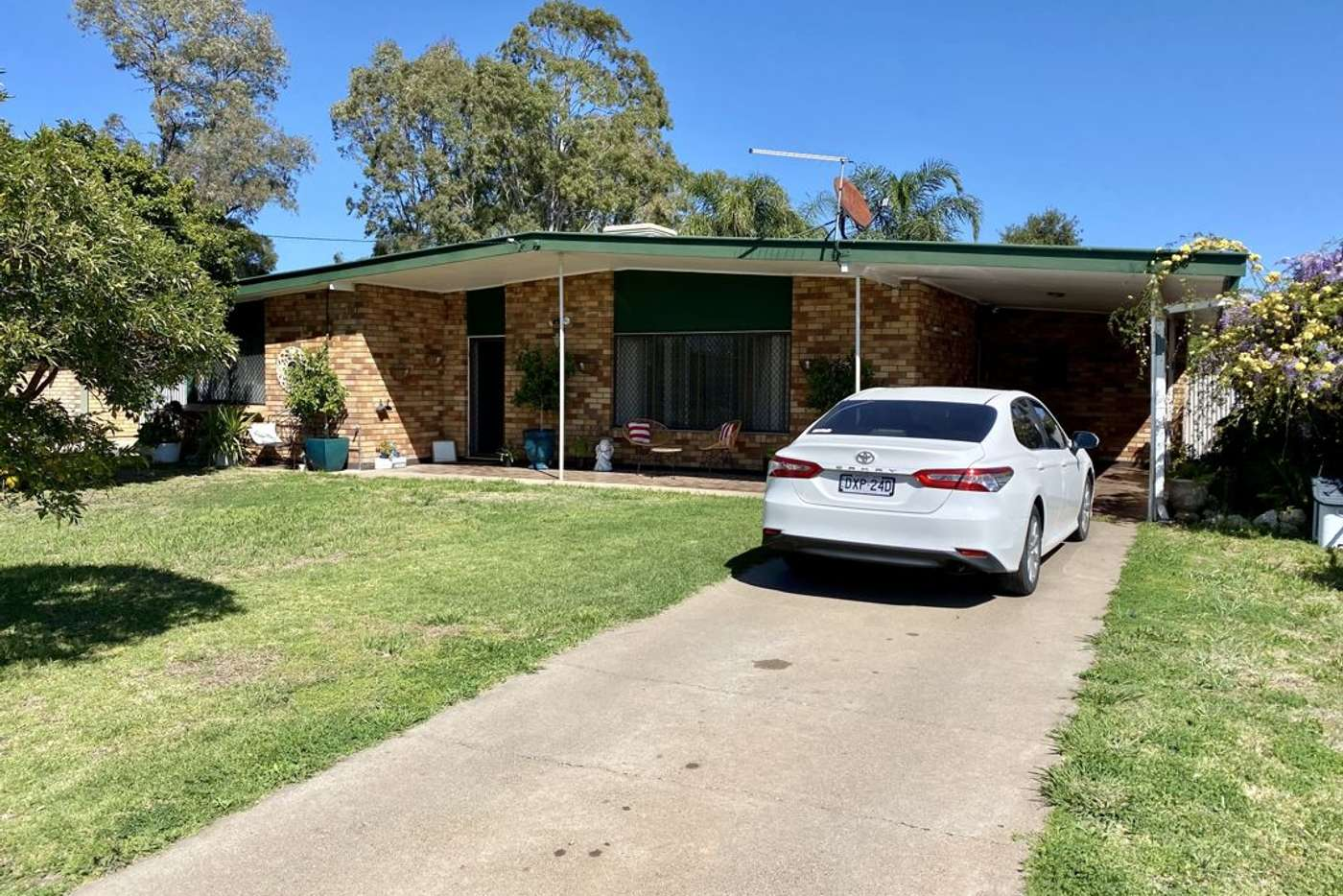 Main view of Homely house listing, 403 CHESTER STREET, Moree NSW 2400